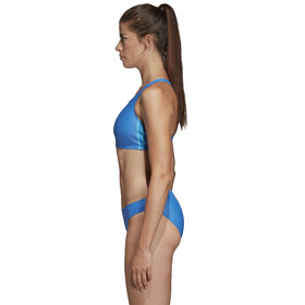 adidas Fit 3-Stripes Infinitex Bikini Women true blue